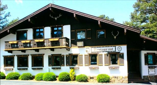 bavarian chalet house plans